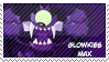 Glowkies Max stamp by pervyspotracoonplz