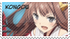 Kongou Stamp vib.2 by pervyspotracoonplz