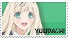 Yuudachi stamp by pervyspotracoonplz