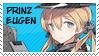 Prinz Eugen stamp by pervyspotracoonplz