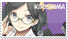 Kirishima stamp by pervyspotracoonplz