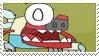 Request - Krohootus stamp by pervyspotracoonplz