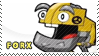 Forx Stamp by pervyspotracoonplz