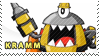 Kramm Stamp by pervyspotracoonplz