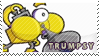 Mixels - Trumpsy stamp by pervyspotracoonplz