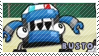 Busto stamp by pervyspotracoonplz