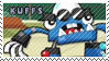Kuffs stamp by pervyspotracoonplz
