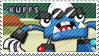 Kuffs stamp by pervyspotracoonplz