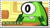 Booger stamp