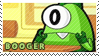 Booger stamp by pervyspotracoonplz