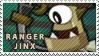 Ranger Jinx stamp by pervyspotracoonplz