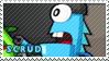 Scrud stamp by pervyspotracoonplz