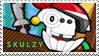 Skulzy stamp by pervyspotracoonplz