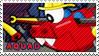 Aquad stamp by pervyspotracoonplz
