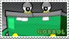 Gobbol stamp by pervyspotracoonplz