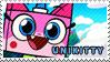 Unikitty! - Unikitty stamp