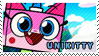 Unikitty! - Unikitty stamp by pervyspotracoonplz