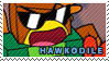 Unikitty! - Hawkodile stamp by pervyspotracoonplz