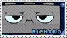 Unikitty! - Richard stamp by pervyspotracoonplz