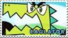 Unikitty! - Eaglator stamp by pervyspotracoonplz