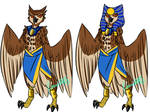 Pharaoh King Clockwerk