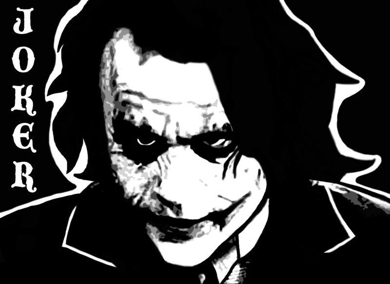 The Joker by EdwardWonka138