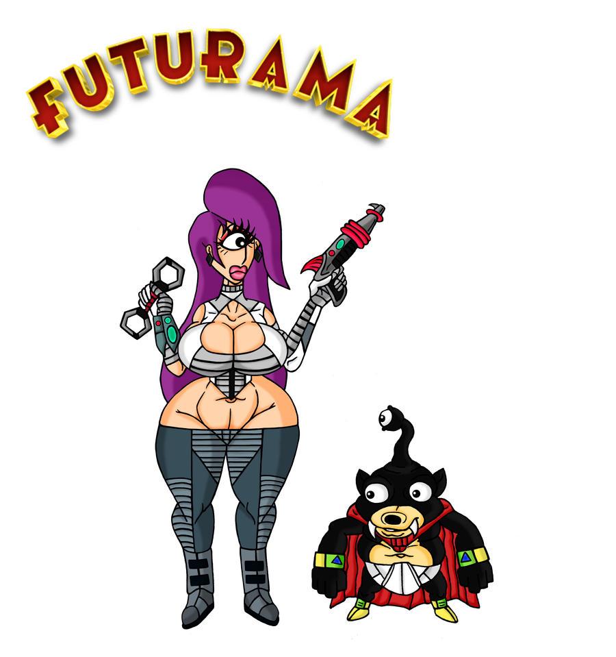Gallery of all the futurama porn