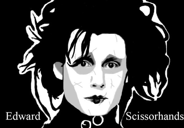 Edward Scissorhands by EdwardWonka138