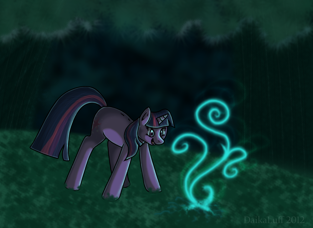 The Everfree Garden by DaikaLuff