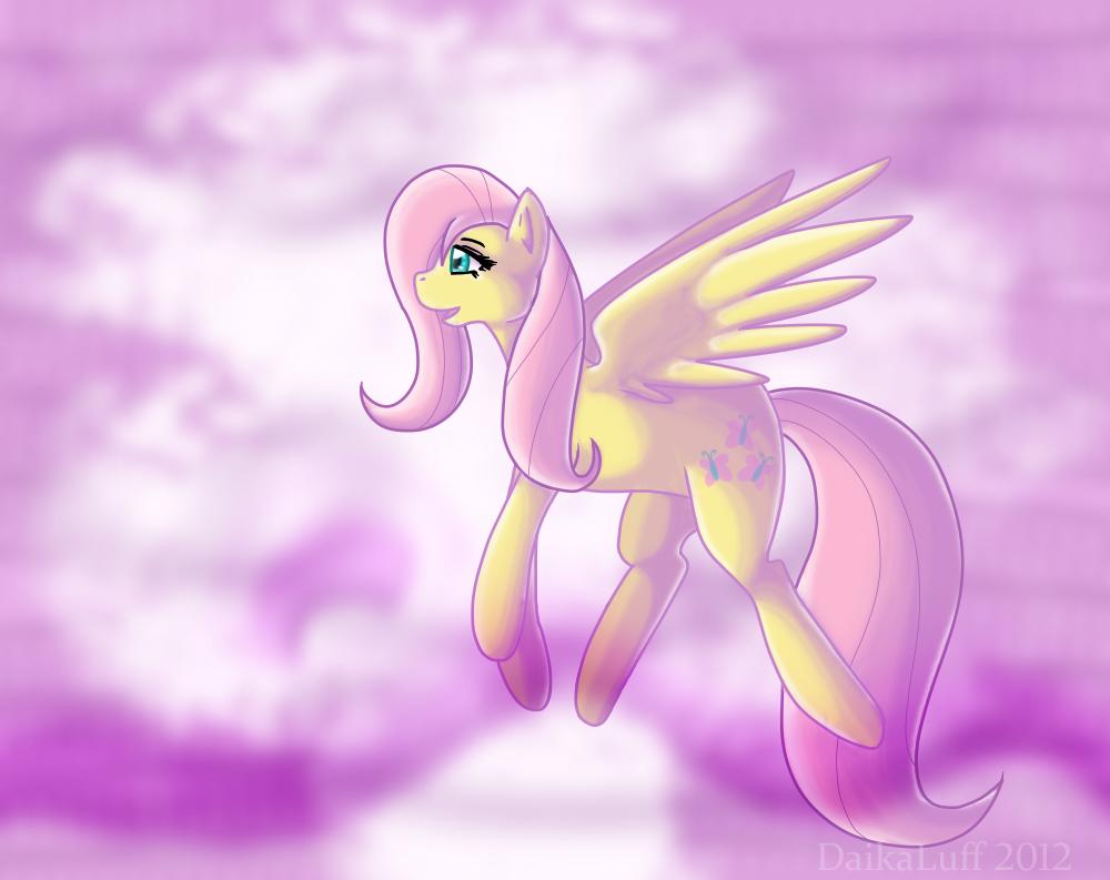 FlutterFly by DaikaLuff