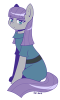 that don't impress Maud much