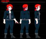 Jesse Character Sheet
