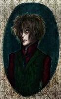 A sickly person. by RunawayKid