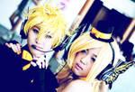 BLACK MAGNET - Len+Rin