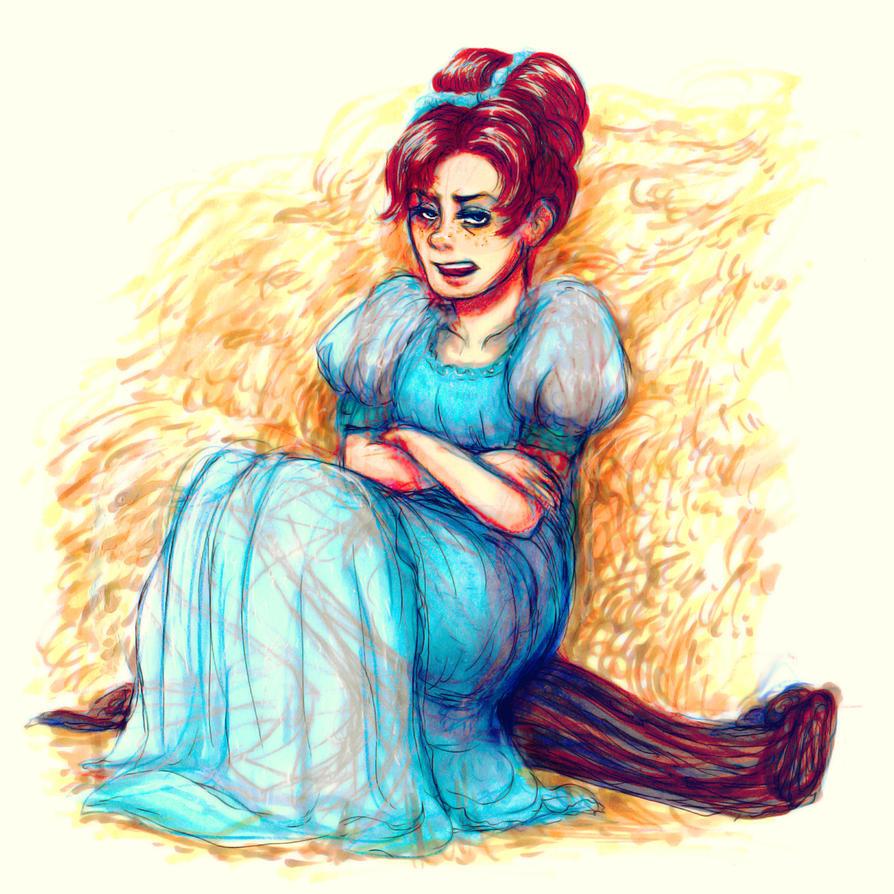 Little Bluebird by RunawayKid