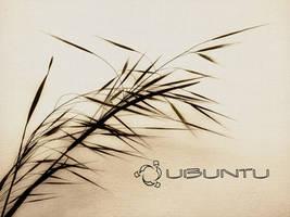 ubuntu rice by michaelgoldthriteart