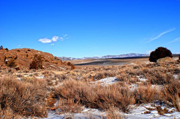 Muddy Gap Wyoming I by michaelgoldthriteart