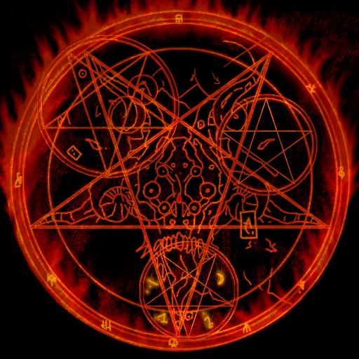 Pentagram by Charoncastor