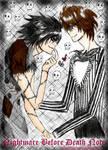 Nightmare B4 Death Note: L x L