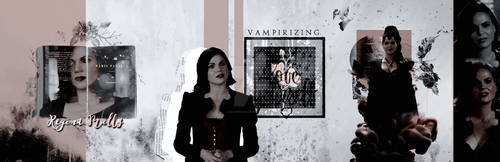 REGINA MILLS | BANNER [FOR PERSONAL USE]