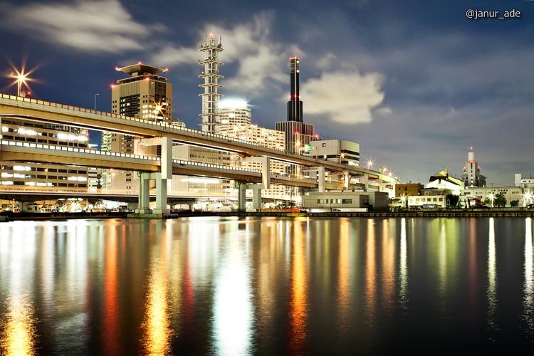 Kobe city by janurade