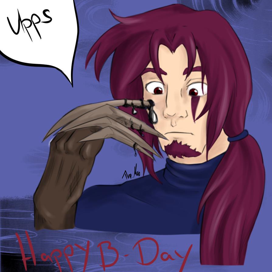 Siioi (Happy B-Day) by Haruki-chan2