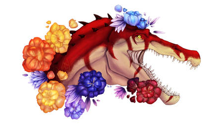 Flowers for a Spino