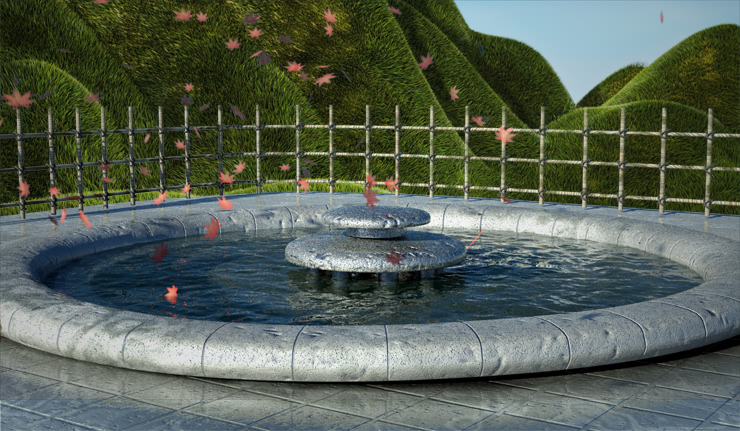 Realistic Water Material In Max 52