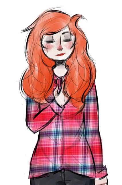 Amelia Pond by mutaregenesis