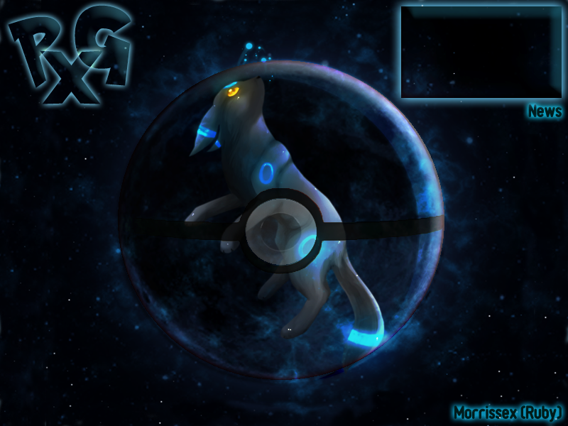 Umbreon Pokeball Wallpaper