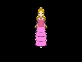 Sleeping Beauty/Princess Aurora in Kisekae by PaulinaTheCuteGal28