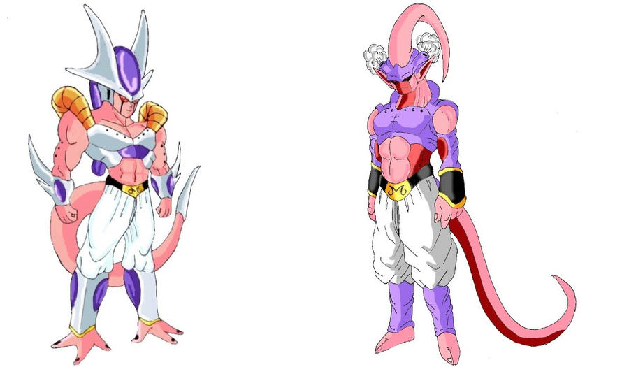 Dragon Ball Fusion Boola Et Jenamboo By Justice 71