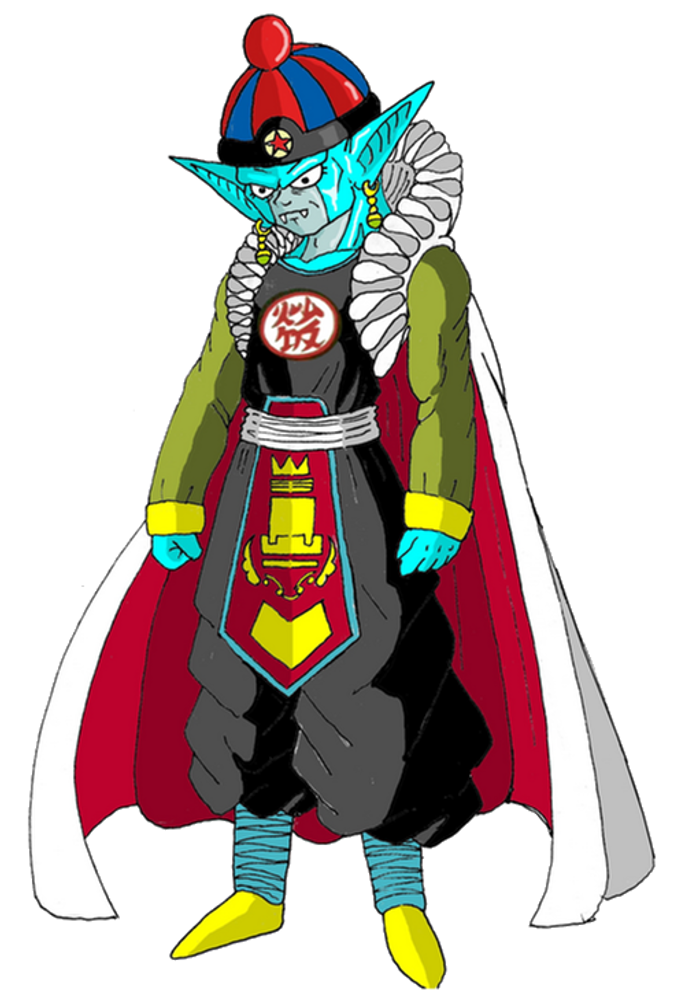 Dragon Ball Fusion By Justice 71 On Deviantart Since he's also the first dbz movie villain he came right after dragonball ended too when pilaf i think garlic jr could be view as a what if character. dragon ball fusion by justice 71 on