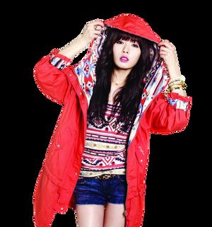 Hyuna 4 Minute PNG